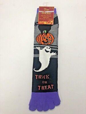 Halloween Toe Socks Ladies One Size Fits All (NEW)