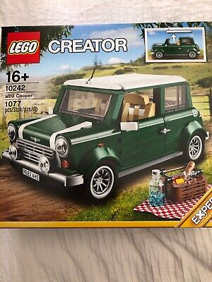 LEGO Creator Expert MINI Cooper (10242) - BNIB, never assembled