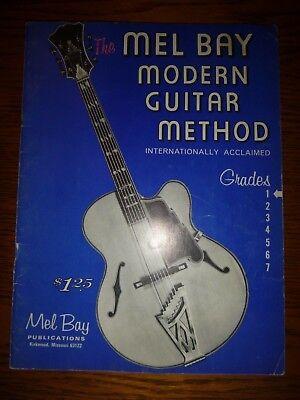 Friendly Modern Guitar Method Grade 2 Mel Bay Expanded+aud Musical Instruments & Gear