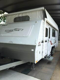 2017 Jayco Starcraft Pop Top 17.58-1 with bunks Charnwood Belconnen Area Preview
