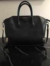 Medium Antigona Givenchy Duffel in black with silver hardware Fortitude Valley Brisbane North East Preview