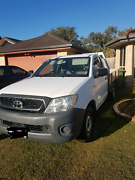 2011 toyota hilux workmate Thornlands Redland Area Preview