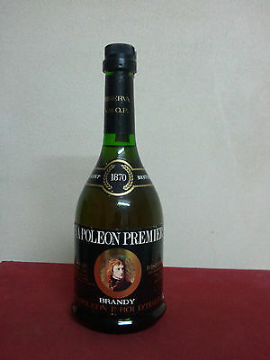 NAPOLEON PREMIER BRANDY 75 CL - RISERVA DEL CENTENARIO 1870 - Bottiglia vintage