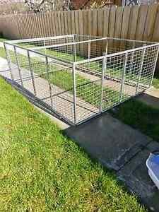 Flat tray ute cage Launceston Launceston Area Preview