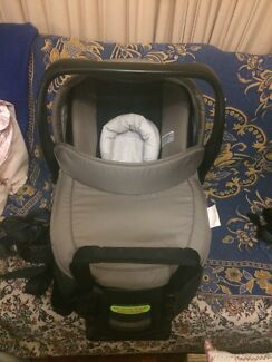 Steelcraft Infant Carrier Shell Capsule Car Seat