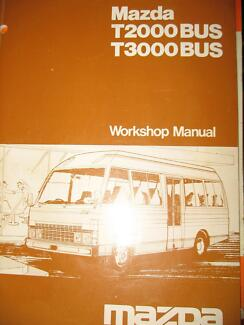 Hino jo8e t1 truck and bus engine workshop manual truck parts mazda t2000 3000 bus workshop service manual c1981 fandeluxe Gallery