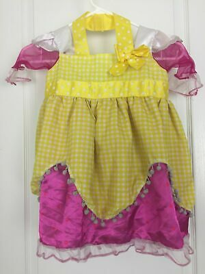 Lala Loopsy Rubie's Girls Dress Up Costume  S Small Adorable Pink - Lala Loopsy Costumes