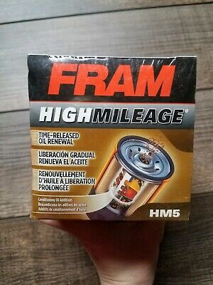 Engine Oil Filter-High Mileage Fram HM5 FREE SHIPPING