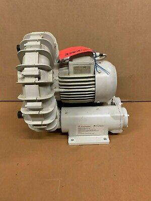 Fuji Electric Blower Vfd41s. 2 Hp 230v 60 Hz 3.5 Psig 7.1 Hg 120 Scfm