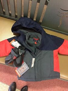 Brand new boys winter jacket.