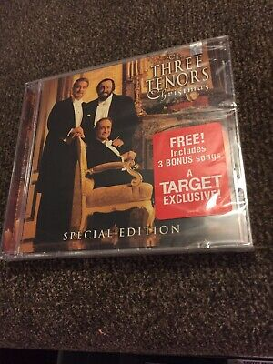 The Three Tenors Christmas - Special Edition with 3 Bonus Songs CD New ()
