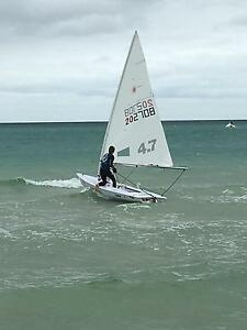 Laser 4.7 & radial Rosebud Mornington Peninsula Preview