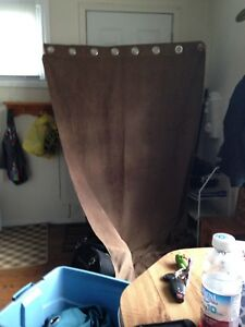BRAND NEW CURTAINS-