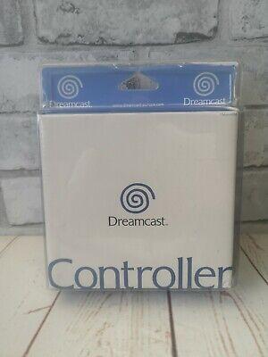 SEGA Dreamcast Controller Official White (Dreamcast) Brand New, retro gaming
