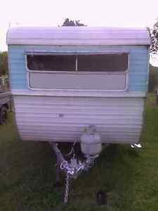1965 York 11ft Retro Caravan Bingara Gwydir Area Preview