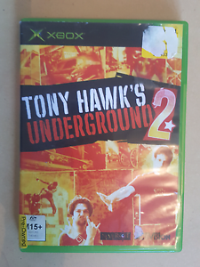 Xbox Tony Hawk's Underground 2 South Morang Whittlesea Area Preview