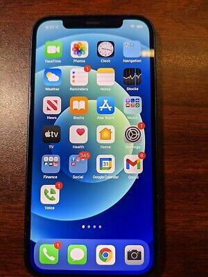 iPhone 12, 256gb Blue, Unlocked