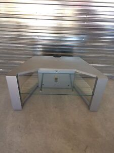 Tv table with Shelves