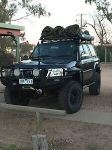 Nissan patrol Fawkner Moreland Area Preview