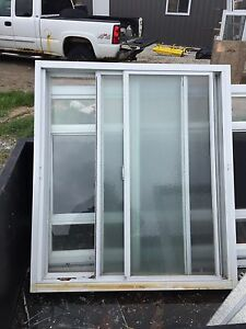Older Aluminum insulated windows