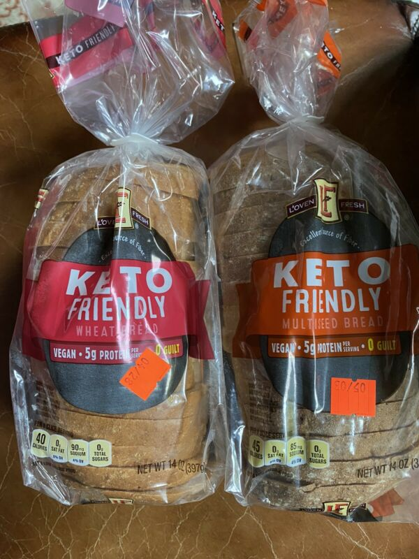 aldi keto friendly bread L'oven Fresh 2 Loaves You Pick CHEAPEST ON EBAY