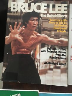 9 Bruce Lee books