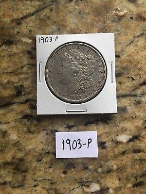 1903-P Morgan Silver Dollar