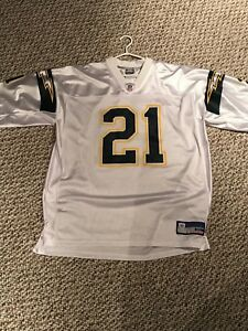 Chargers Tomlinson Jersey size:XL