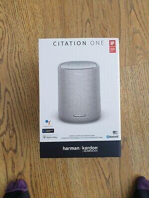 Harman Kardon Citation One Portable Smart Speaker - Grey