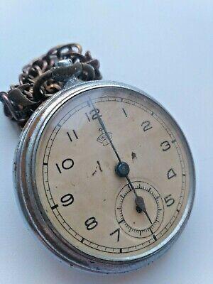 Vintage Marine Pocket Watch. Germany