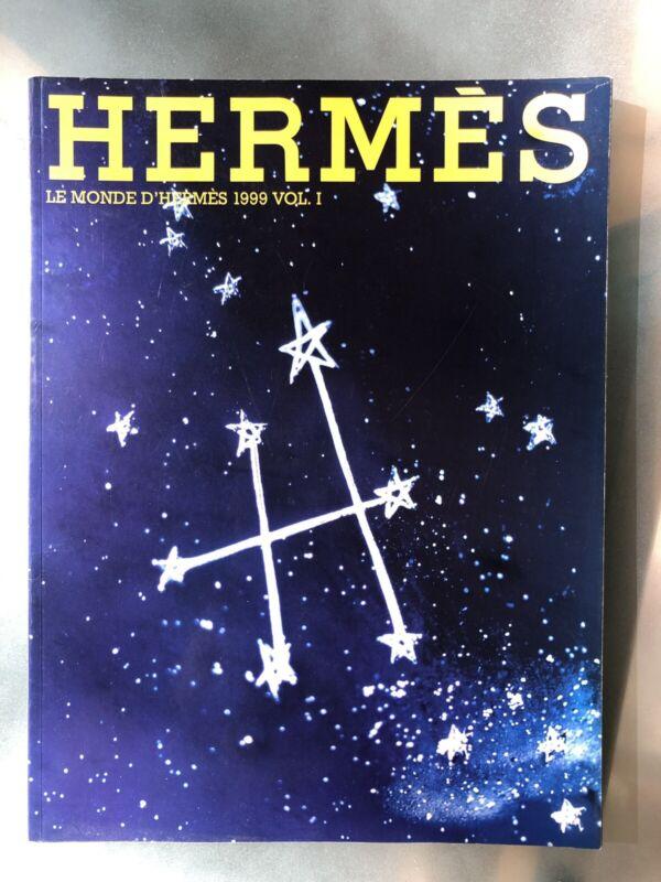 HERMES Le Mode d'Hermes 1999 Vol I The World of Hermes Magazine Catalog