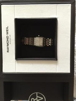 Raymond Weil Ladies 12-Diamond Quartz Watch Lane Cove North Lane Cove Area Preview