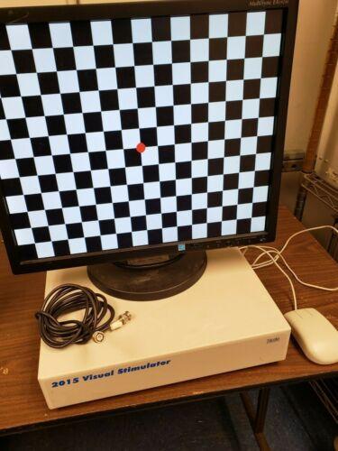 Nicolet 2015 Visual Pattern Stimulator Unit w/ Mouse Tested