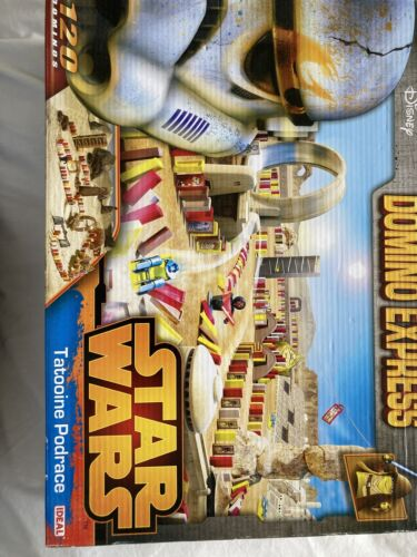 Star Wars Domino Express Tatooine Podrace