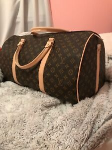 LOUIS VUITTON TRAVEL BAG - SAC DE VOYAGE