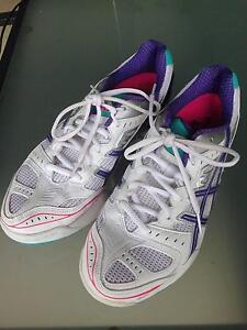 Gel-Netburner Ignites 8 Netball Shoes - Size 9.5 Brisbane City Brisbane North West Preview