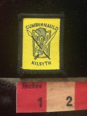 CUMBERNAULD KILSYTH United Kingdom Patch UK 70WX