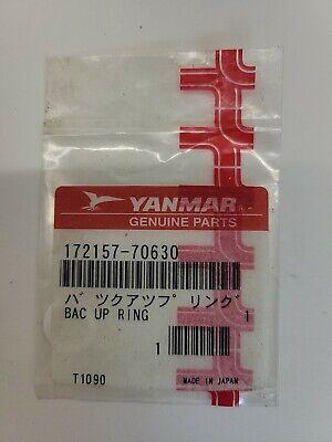 Yanmar 172157-70630 Back Up Ring Sv08-1b Excavator