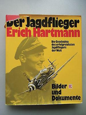 Erich Hartmann JG52 Set Jagdgeschwader 52 Luftwaffe 5x3,5cm 5x4cm #A4558