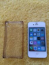 iPhone 4s 16gb White Dandenong Greater Dandenong Preview