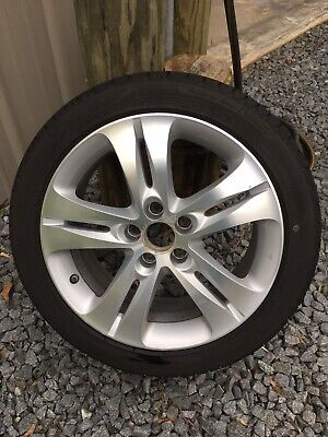 Acura TSX Wheel And Tire 10 Spoke 18x8 Used