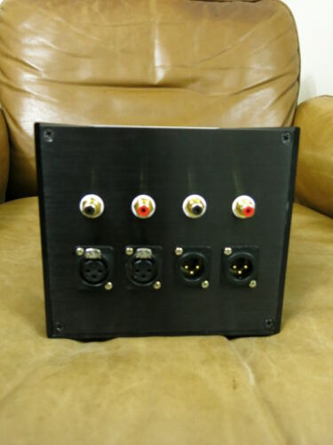 Western Electric REP 111C vintage transformer Audio Line Matching