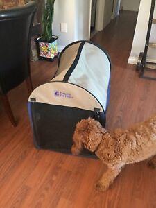 Cage de transport pour chien ou chat