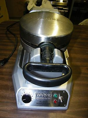 Waring WW180 Commercial Single Belgian Waffle Maker (2Z)