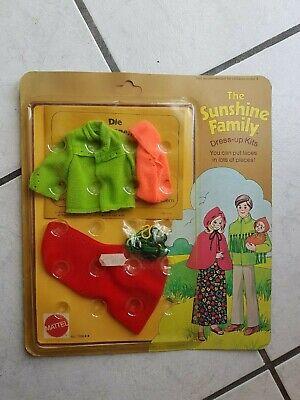 Familie Sonnenschein-Sunshine Family-Puppe-70 er Jahre-Dress Up Kit -ovp.°°° ()