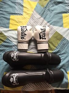 Muay Thai boxing equipment Hamlyn Heights Geelong City Preview