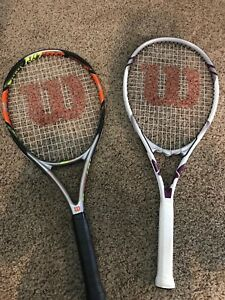 2 brand New Tennis Rackets