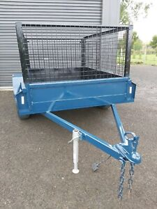 Trailer 6x4 cage