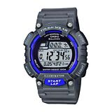 Casio Core Men's STL-S100H-8AVCF Digital Solar-Powered Gray Resin Watch