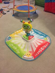 Fisher Price Bright Beats Build-A-Beat Dance Mat